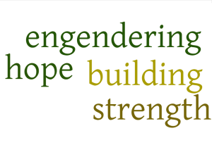 engendering hope. building strength.